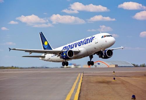самолет Nouvelair Tunisie